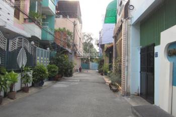 Bán nhà Nguyễn Chí Thanh, P7, Q10, DT: 6,25 x 24,7m