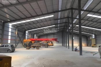 Cho thuê kho xưởng  1500m2, 2500m2, 5000m2 - 10.000m2 tại cụm CN Tân Quang, Văn Lâm, Hưng Yên
