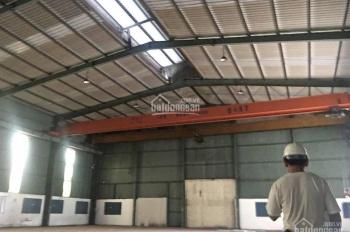 Cho thuê xưởng KCN Quang Minh, Mê Linh, Hà Nội, diện tích 17000m2, 2300m2: 600m2 giá rẻ
