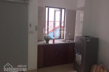 Chính chủ cho thuê chung cư mini tại số 1 ngõ 43/121 Trung Kính, Cầu Giấy, Hà Nội chỉ 4tr/1 tháng