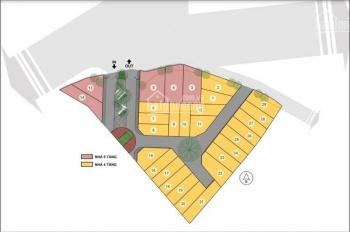 Cần bán lại căn nhà phố thuộc dự án Ny'ah Bình Tây, Hậu Giang, Quận 6