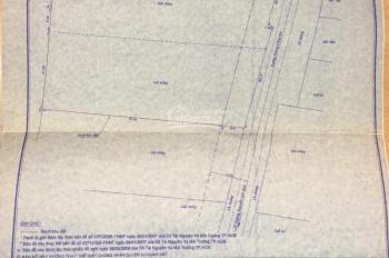 Bán đất đẹp mặt tiền Dương Công Khi đã xây tường bao san lấp cao ráo, LH 0902 854 456