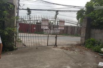 Cho thuê kho, bãi gần ngã tư Bần Yên Nhân, DT 1500m2, giá 35 triệu/tháng. Lâm 0978021783
