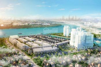 3 căn biệt thự cuối cùng tại dự án Sài Gòn Mystery, Quận 2 view sông Sài Gòn, LH 0932355523