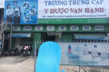 Bán nhà mặt tiền 302 - 302A đường Vườn Lài, phòng Phú Thọ Hòa, quận Tân phú