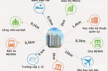 Chị tôi cần bán gấp căn hộ 86m2 ban công đông nam HĐ Mon City mới 100%. Hùng 0989 668 242
