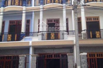 Nhà 2 mặt tiền 1 trệt, 2 lầu mới xây đẹp, kế Thống Nhất, tiện KD, đường 8m, SHR, giá rẻ 1.6 tỷ
