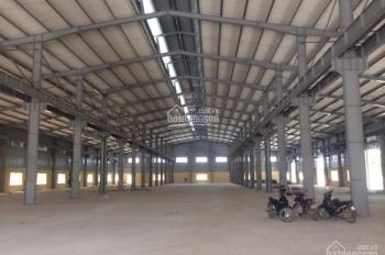 Cần cho thuê kho xưởng, đầy đủ tiện ích. Tại KCN Đất Cuốc, Tân Uyên, Bình Dương