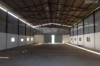 Cho thuê xưởng từ đa dạng diện tích từ 3000 - 30.000m2 tại Định Hiệp, huyện Dầu Tiếng, Bình Dương