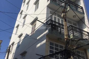 Bán gấp nhà khu Phan Xích Long, 4x17m, 5 lầu, 10PN, 11WC, tự khai thác 80 triệu/tháng, giá 12.3 tỷ