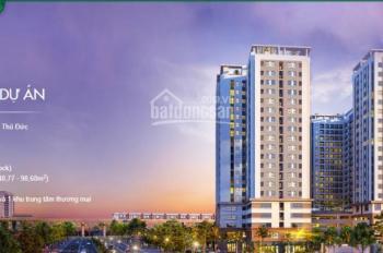 Chính chủ cần bán căn hộ 2PN view hồ bơi giá rẻ dự án Lavita Charm Quận Thủ Đức, LH: 0908.187.185