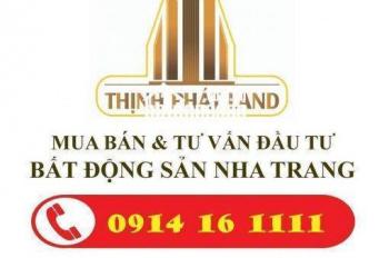 Chính chủ cần bán các lô hướng Đông, dự án Nam Vĩnh Hải giá tốt, LH: 0914161111 Ngọc