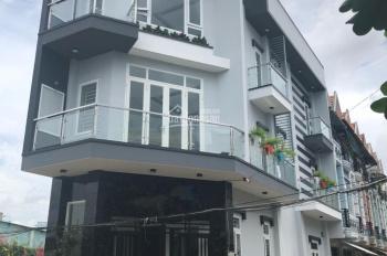 Bán nhà diện tích 56m2 gồm trệt, 2 lầu, sân thượng đường Bến Bình Đông, P15 Q8 giá 4,5 tỷ TL