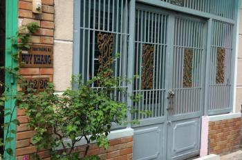Bán gấp căn nhà đường Thống Nhất, Q.GV, nhà 1T, 1L 2PN tiện ích đầy đủ, hẻm rộng LH: 0909251567