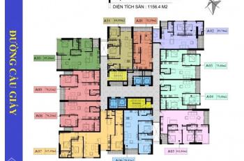 Chính chủ cần bán lại căn hộ số 05 diện tích 103m2 chung cư 110 Cầu Giấy, giá 37.5tr. LH 0942155292