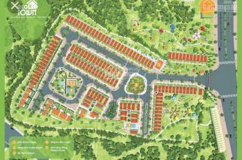 Cần tiền bán gấp đất nền Eco Town mặt tiền Nguyễn Văn Bứa. Nhận nền xây dựng ngay