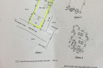 Bán biệt thự quận 2, mặt đường Bình Trưng, P. Bình Trưng Tây, DT 122m2
