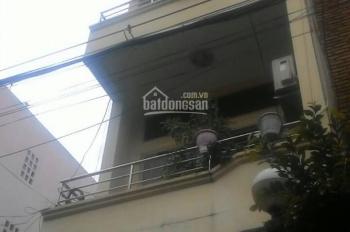 Bán gấp nhà đường Hòa Hảo, Nguyễn Tri Phương 5.2x13m, giá rẻ nhất con đường này. ĐT lời ngay 1.2 tỷ
