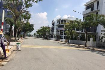 Sang gấp lô đất 100m2 MT Đường Số 5 Tạ Quang Bữu Q8, giá 1tỷ2, đường 12m, SHR, LH: 0906046233
