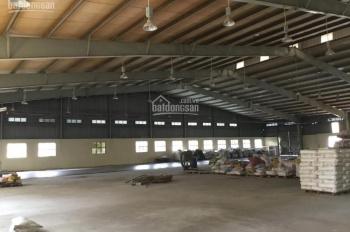 Cần cho thuê 3 kho xưởng 2000m2, 1500m2, 2500m2 Đường Tây Lân, Bình Tân, cont vào thoải mái, PCCC