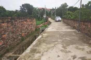 Bán gấp lô đất thổ cư rẻ nhất tại Hạ Bằng, 103m2, mặt tiền 6m, sâu 18m gia dau tu