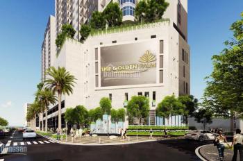 Bán suất ngoại giao căn hộ The Golden Palm, Lê Văn Lương, giảm 500tr so với giá CĐT, 0988288194