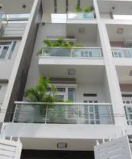 Cho thuê nhà đường Hoa Lan, (khu Phan Xích Long) Q. Phú Nhuận