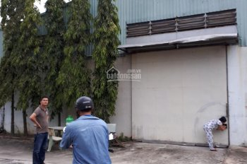 Cho thuê kho xưởng Q12, DT: 1600m2, giá 50 tr/tháng tại Nguyễn Ảnh Thủ, phường Hiệp Thành, Q12