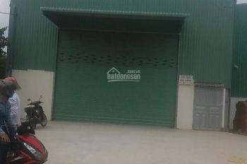 Cho thuê xưởng mới 300m2, khu dân cư Việt Sing, An Phú, Thuận An, LH 0973628893