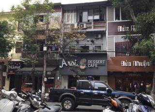 Bán gấp nhà 4 tầng 192m2, mặt phố phường Hàng Trống, Quận Hoàn Kiếm, TP Hà Nội