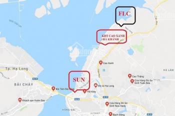 Cơ hội đầu tư đất nền mặt biển dự án Cao Xanh Hà Khánh, giá rẻ: 0974193928
