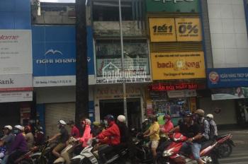 Cho thuê nhà mặt tiền đường 3 Tháng 2, cách ngã tư 3 Tháng 2 với Lê Hồng Phong 20m