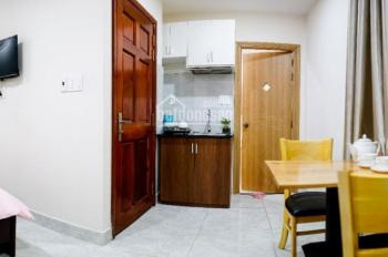 Chính chủ cho thuê căn hộ dịch vụ cao cấp (có cửa sổ) Q1, đầy đủ nội thất, giá tốt nhất Q1