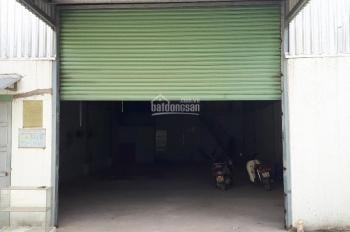 Nhà xưởng cho thuê 1000m2, giá 56 tr/tháng tại Lê Thị Riêng, P. Thới An, Quận 12