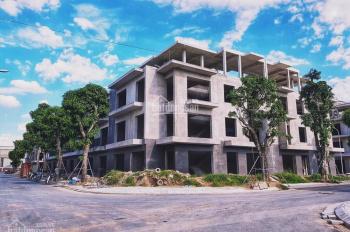 Chuyển nhượng lô BT song lập 132m2 3,5 tầng có gara ô tô tại Thanh Trì, giá 9,6 tỷ, LH 0942688245