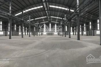Cho thuê kho xưởng DT 1000m2, 1500m2, 2500m2, 3000m2, 5000m2 tại KCN Thạch Thất, Quốc Oai, Hà Nội