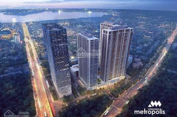 Vinhomes Metropolis! Duy nhất căn 1PN giá 3,8 tỷ, 2 PN giá 5 tỷ, 3PN giá 7,6 tỷ. LH: 0914.68.5885