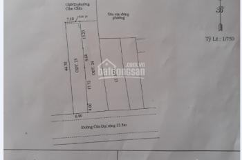 Cần bán lô đất 300m2 đường chính Cửa Đại, Hội An, hướng Nam, gần phố cổ, giá 62 triệu/m2