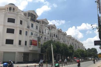 Cho thuê nhà mặt tiền thương mại Phan Văn Trị Cityland Park Hills, LH 0909611113