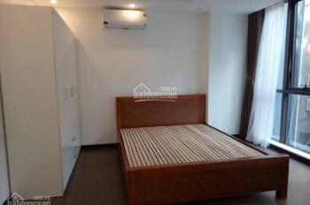 Cho thuê căn hộ 1 phòng ngủ, 1 phòng khách, DT 45m2 đầy đủ đồ 18 Đê La Thành, Xã Đàn, giá 7.5 tr/th