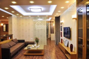 Cho thuê chung cư cao cấp KĐT mới Nghĩa đô, 03 phòng ngủ, 95m2, full nội thất cao cấp