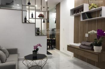 Bán nhà Tô Ngọc Vân, Quận 12, sát ngay Gò Vấp, nhà đẹp 1 trệt 2 lầu, giá 1,41 tỷ