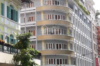 Bán gấp khách sạn mặt tiền Lê Thị Hồng Gấm, Quận 1. Xây 8 tầng thu nhập 410tr/th LH 0939292195