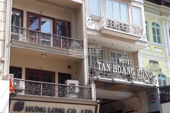 Bán nhà 2 mặt tiền xây khách sạn đường Phó Đức Chính, Q.1. DT: 12x40m, LH: Hải Yến 0939292195
