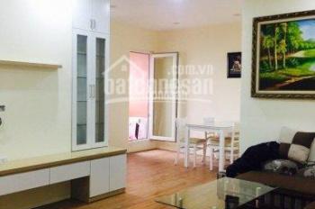 Chính chủ cho thuê căn 75m2 chung cư KĐT Nghĩa Đô, đầy đủ đồ nội thất, giá 10 triệu/th