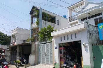Cần bán nhà 1 trệt, 1 lầu, 1 lửng mặt tiền đường Hà Đặc, P. Trung Mỹ Tây, Q12