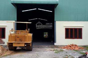 Cho thuê xưởng DT 1300m2 giá 48tr/tháng mới xây dựng xong tại Thạnh Lộc 41, Thạnh Lộc, Q12