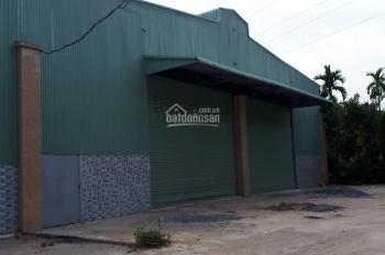 Cho thuê nhà xưởng mới xây dựng 2700m2, giá 65tr/tháng tại 179 Võ Văn Bích, Bình Mỹ, Củ Chi
