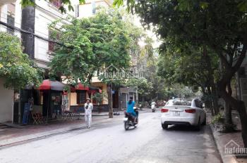 Bán nhà mặt phố Nguyễn khả trạc 110m2 x 4,5 tầng, MT 8m, giá bán 14 tỷ 900