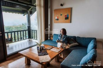 Mở bán biệt thự nghỉ dưỡng Sapa Jade Hill 400m2, giá 4 tỷ đồng